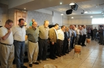 A meeting of Christians Arab and Jewish in Kiryat Yam