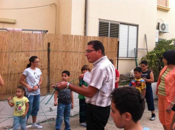 لقاء مدرسة الاحد في بيت اليس فرح