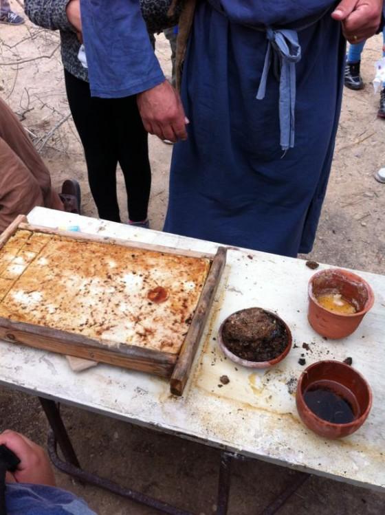 رحلة مدرسة الاحد الى قرية الناصرة 2012