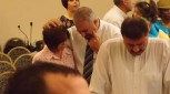 يوم الصلاة العالمي 2012 في الناصرة باشتراك يهود وعرب