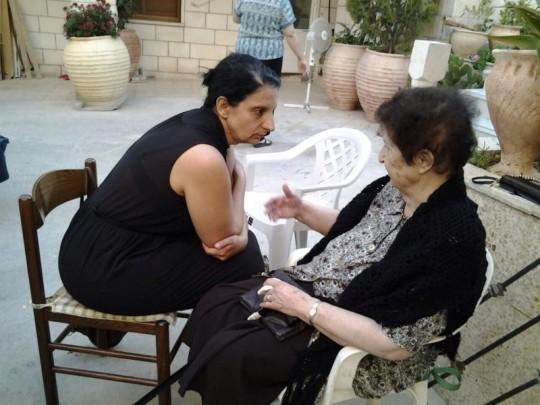 لقاء نسائي مبارك في ساحة الاخت دعد عودة