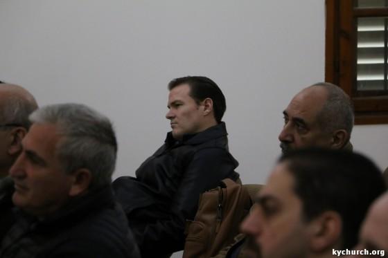 اجتماع الرابطة المعمدانية 01/02/2020